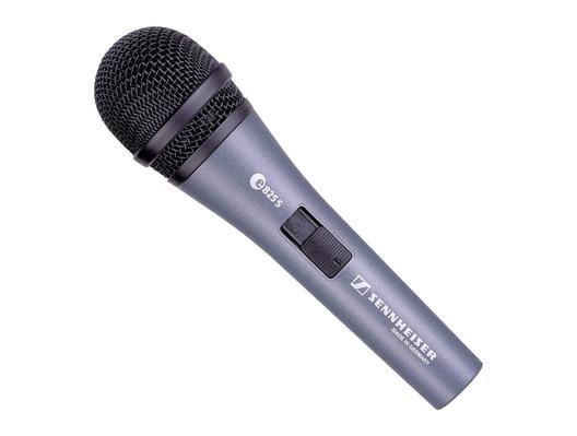Sennheiser e825S Cardioid Dynamic Microphone