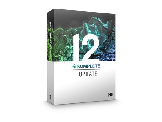 Native Instruments Komplete 12 Update