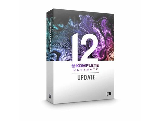 Native Instruments Komplete 12 Ultimate Update