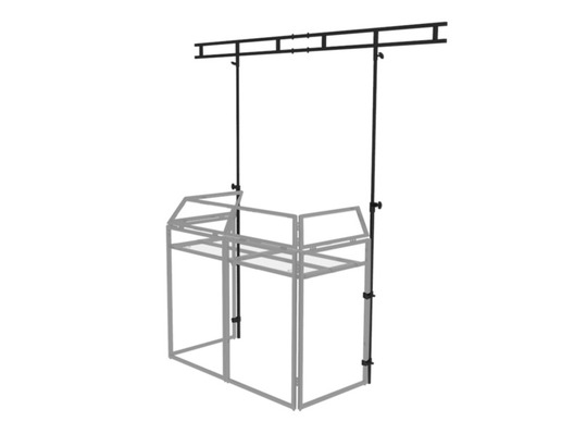 Gorilla DBS-2 DJ Booth MK2 Overhead Lighting Stand