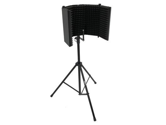Gorilla Complete Studio Mic Booth Shield Foam Reflection Stand