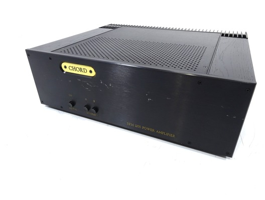 Chord SPM 1200 Power Amplifier