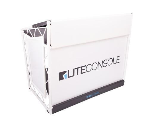LiteConsole XPRS White