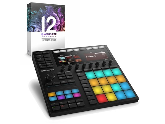 Native Instruments Maschine MK3 with Komplete 12 Ultimate Upgrade