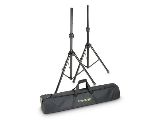 Gravity SS 5212 B SET 1 Speaker Stands