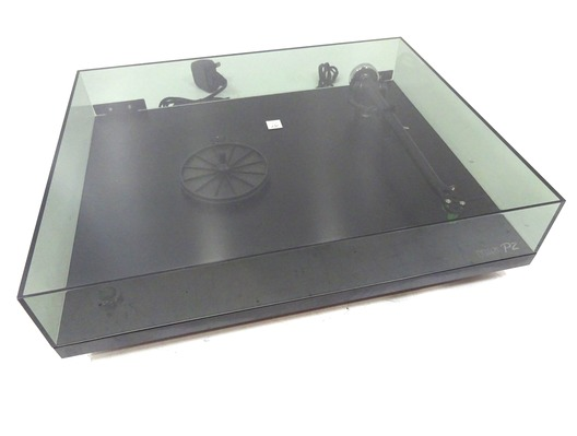 Rega Planar P2 Turntable (Black)