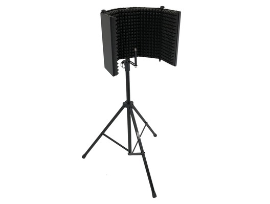 Gorilla Studio Mic Shield Foam Reflection Stand