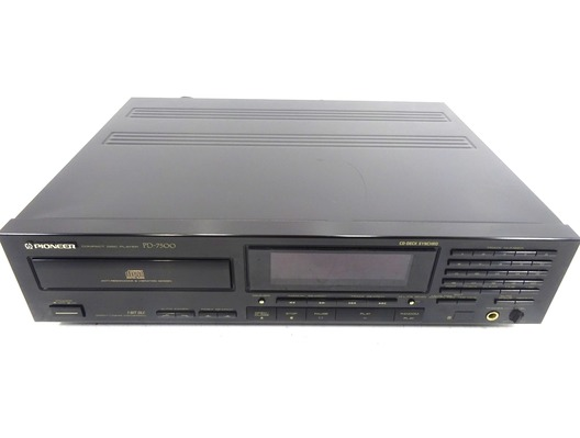 Pioneer PD-7500 Compact Disc Player