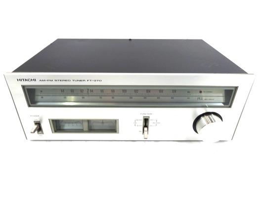 Hitachi FT-270 AM/FM Stereo Tuner