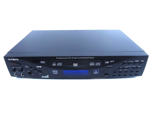 Ultimate KDX-1000 CD Graphics Karaoke Player