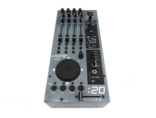 Allen & Heath Xone 2D DJ MIDI Controller