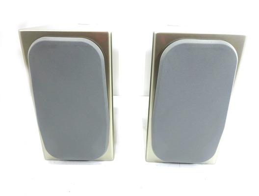 Monitor Audio Gold Signature GS10 HiFi Speakers Silver (Pair)