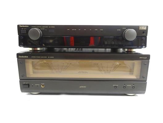 Technics SU-A909 & SE-A909S Pre / Power Amplifier