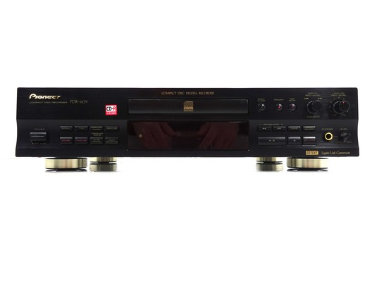 Pioneer PDR 609 Compact Disc Recorder/Player