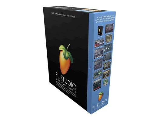 Image Line FL Studio Signature Edition v20