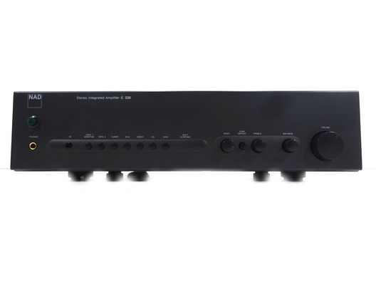 NAD C320 Stereo Integrated Amplifier