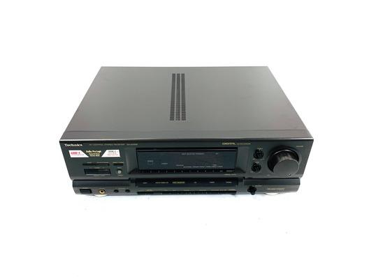 Technics SA-GX690 AV Control Stereo Receiver