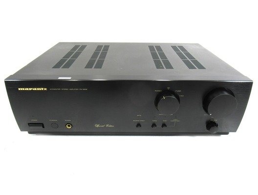 Marantz PM-66SE Integrated Stereo Amplifier