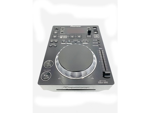 Pioneer CDJ350 MP3 Player Black