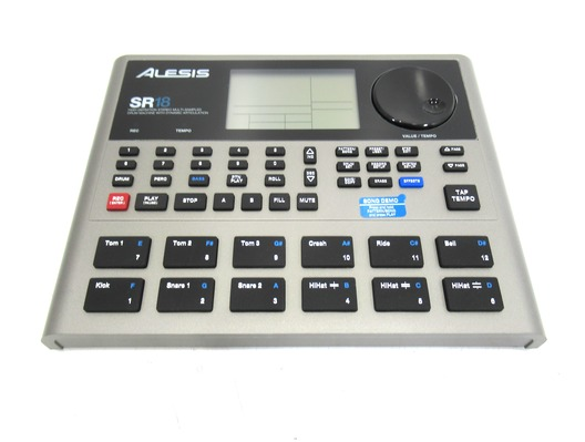 Alesis SR18 Drum Machine