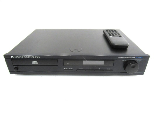 Cambridge Audio D100 Compact Disc Player