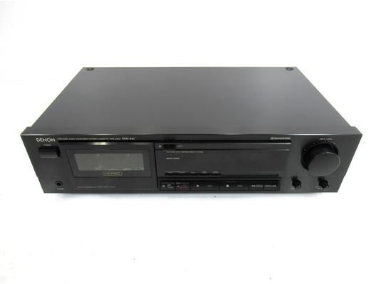 Denon DRM-540 Stereo Cassette Tape Deck