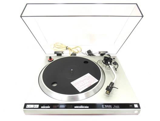 Technics Quartz SL 1400 MK2 Direct Drive Turntable