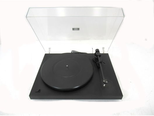 Pro-Ject Debut 2 Turntable (Matte Black)