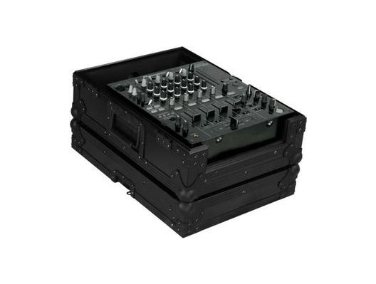 """Total Impact 12"""" DJ Mixer Flight Case (Black)"""