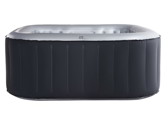 MSpa D-AL06 Delight Alpine 6 Person (4+2) Square Hot Tub Spa