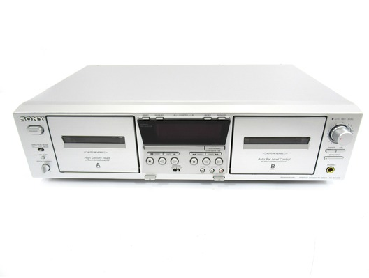 Sony TC-WE475 Stereo Cassette Deck