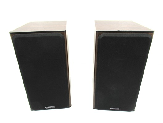 Monitor Audio Bronze BR2 Hi-Fi Speakers Walnut (Pair)