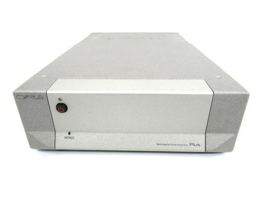 Cyrus Smartpower Amplifier (Silver)