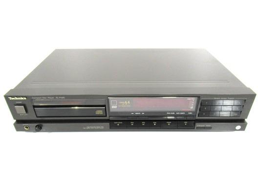 Technics SL-P420 Compact Disc Player