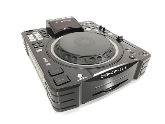 Denon SC2900 Digital DJ Controller and Media Player