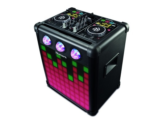 Numark Party Mix Pro 2 Deck DJ Controller
