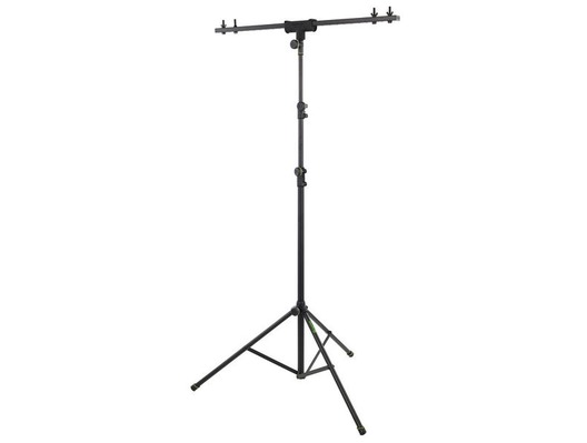 Gravity LS TBTV 17 Lighting Stand With T-Bar