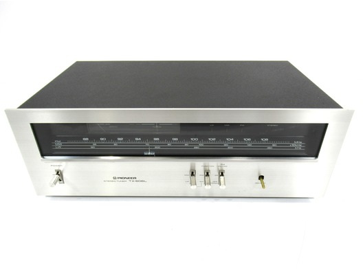 Pioneer TX-608L Stereo Tuner