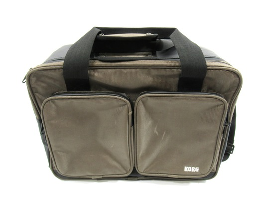 Korg Carry Bag With Optional Backpack Straps