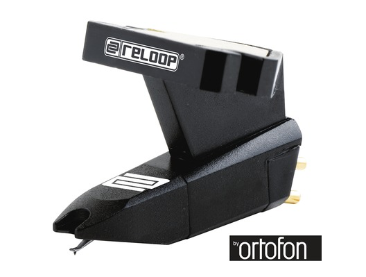 Reloop OM Black Cartridge & Stylus