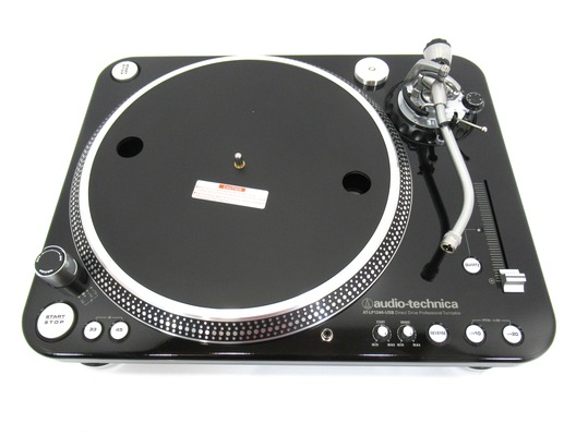 Audio Technica AT-LP1240-USB D/Drive Turntable