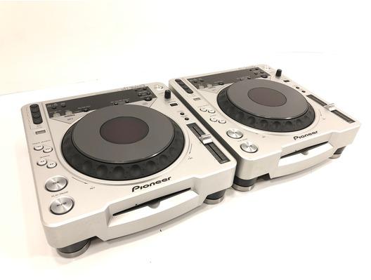 Pioneer CDJ 800 MK2 (Pair)