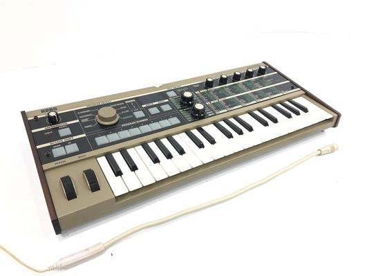 Korg MicroKORG Synthesizer and Vocoder Keyboard