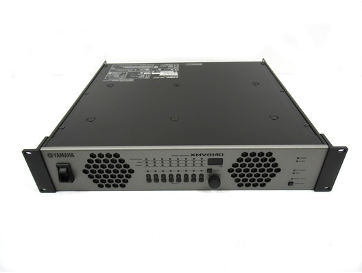Yamaha XMV8140 Rack Mount 8-channel YDIF Power Amplifier
