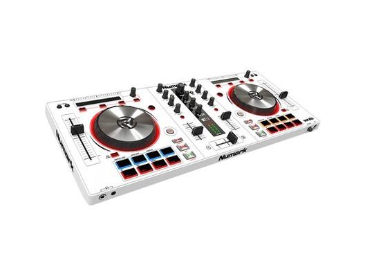 Numark Mixtrack Pro 3 - White