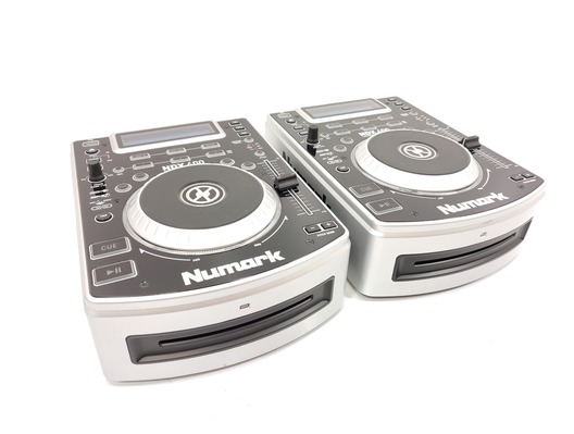 Numark NDX400 DJ CD & USB Players (Pair)