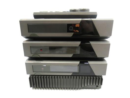 Quad 66 HiFi Stack with Quad 306 Power Amp