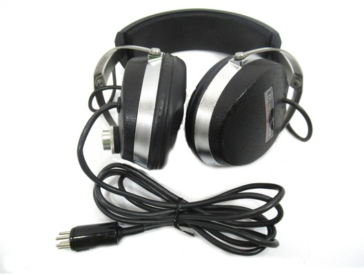 Koss ESP.9 Electrostatic Headphones + Koss E.9 Electrostatic Stereophone Energizing Source (Set)