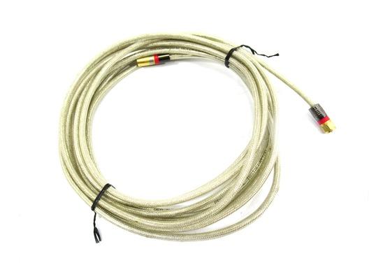 QED QXDAV1 Audio/Visual Coax Cable (6.0 M)