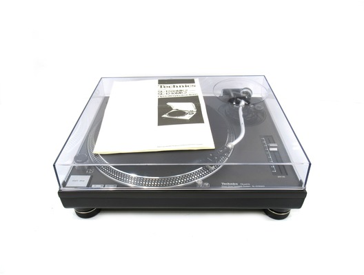 Technics SL1210 MK2 Professional DJ Turntable (Single)